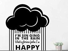 Kxch WIEDER GLÜCKLICH Wetter Regen Himmel Wolken