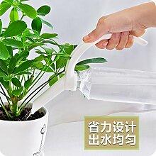 KXZDAS kreative Rechnung mit Arbeitssparende Haushalt Fleisch Topf die Bewässerung der Blumen im Garten arbeitende Werkzeuge für Wasser Tropfen Faulpelze