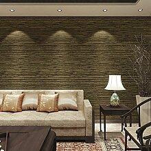 KXZZY 3D nicht - Gewebte Tapete Wohnzimmer Schlafzimmer Wand Hintergrund Tapete 0,53*10m