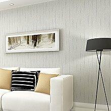 KXZZY 3D nicht - Gewebte Tapete Wohnzimmer Schlafzimmer Wand Hintergrund Hintergrund Hellgrau 0.53M*10M