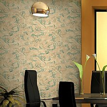 KXZZY Europäische 3D nicht - Gewebte Tapete Wohnzimmer Schlafzimmer TV Hintergrundbild 0,53*10m