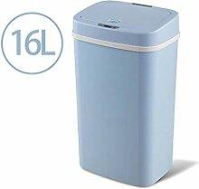 KYCD Mülleimer mit Kunststoffabdeckung,
