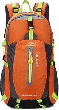 KYFW 40L Ultra Leichte Outdoor-Fahrrad-Fischen Anti-Tränen Wasserdichte Camping Bewegung Breathable Nylon Rucksack,D-32*20*52cm-20-35L