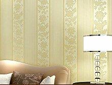 KYKDY KYKDY-Top Qualität Luxus Floral Streifen