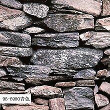 KYKDY Stereoskopische Steinwand Tapete für Wände
