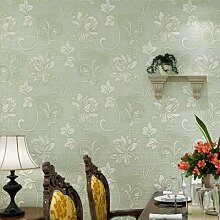 KYKDY Tapete-Blumen-Wandgemälde der Tapete-3D