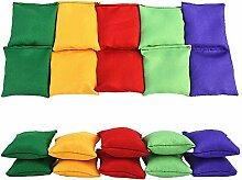 Kylewo Bean Bag Set: Nylon Sitzsäcke, Sitzsäcke