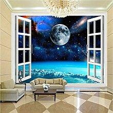 Kyzaa Benutzerdefinierte Wandbild Fototapete 3D