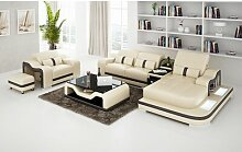 L-Form Sofa + Sessel Stuttgard