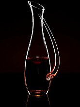 L&J Bleifreier Kristall Wein dekanter-Creative