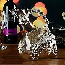L&J Bleifreier Kristall Wein dekanter-Klassische