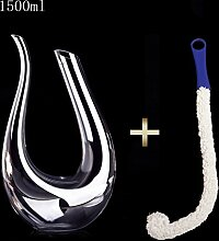 L&J U shap Wein dekanter,Führen Sie kostenlose