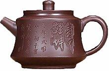 L.L.QYL Teekanne Tee-Maschine Topf Yixing Teekanne