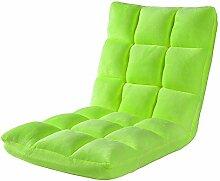 L-R-S-F Lazy Sofa, Einzelzimmer Cute Girl Creative Balkon Stuhl, Modern Minimalist Casual Boden Sofa ( Farbe : 5# )