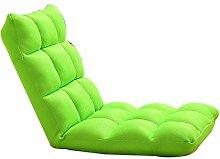 L-R-S-F Lazy Sofa, Folding Single Sofa, Bedside Computer Stuhl, Boden Sofa ( Farbe : 2# )