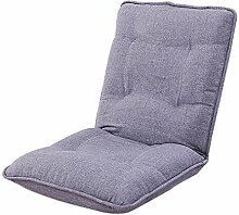 L-R-S-F Lazy Sofa, Kissen, Klappstuhl, Bedback Stuhl, Computer Stuhl ( Farbe : 4# )