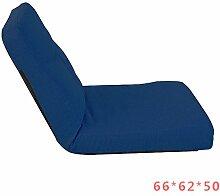 L-R-S-F Lazy Sofa, Klappstuhl, Casual Sofa Stuhl ( Farbe : 6# , größe : 66*62*50cm )