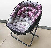 L-R-S-F Ruhesofa, Einzelsessel, Schlafsaal Sofa Computer Stuhl, Rückenlehne Stuhl, Stilvolle Casual Mittagspause Stuhl ( Farbe : A3 )