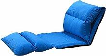 L-R-S-F Sofa Leinen Mode Einfache Einzel Klappbett