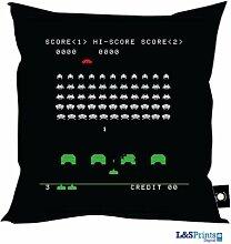 L&S PRINTS FOAM DESIGNS Space Video Game Design
