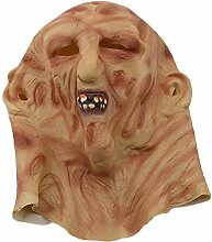 L_shop Halloween Horror Maske Scary Dress Up Maske