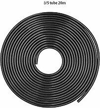 L-SHUNBAO 1pc 20m 3/5 4/7 8/11 Garten PVC-Schlauch