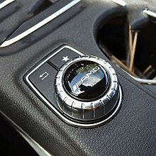 L&U Auto AMG Stil Interior-Multimedia-Steuerung