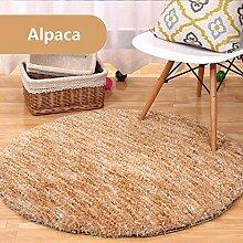 L&WB Bereich Teppich, Teppich, rund, Home Computer