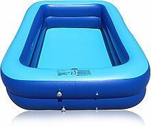 L&Y Badewanne Aufblasbarer Pool Dicker Erwachsener