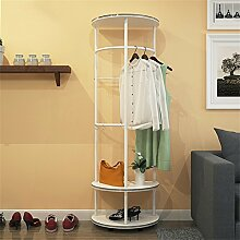 L&Y Kleiderablage Kleiderbügel aufhänger Mantel Racks Boden Kleiderbügel Kleiderständer, kreative Regale Einfache moderne Regale ( Farbe : #13 )