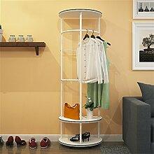 L&Y Kleiderablage Kleiderbügel aufhänger Mantel Racks Boden Kleiderbügel Kleiderständer, kreative Regale Einfache moderne Regale ( Farbe : #10 )