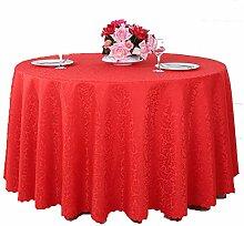 L&Y Runde Tischdecke Konferenz Tischdecke Tischdecke ( größe : 220CM )