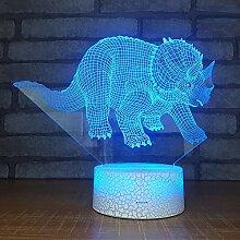 L2eD 3D Illusion Lampe Led Nachtlicht