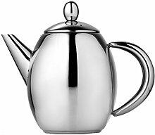 La Cafetière Teekanne Paris mit Teestab für 4