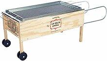 La Caja China Kistensau #1 Roasting Box Kiste