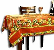 La Cigale Abwischbare Tischdecke, auslaufsicher,