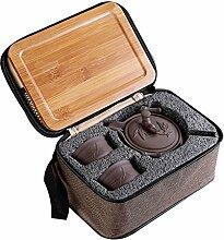 La Haute Teekannen-Set, handgemachte chinesische