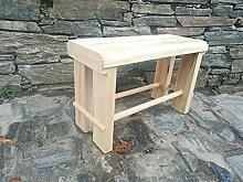 LA IBERICA Kinderbank aus Holz, 55 cm