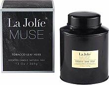 La Jolíe Muse Duftkerze Bio Soja Kerze - Große