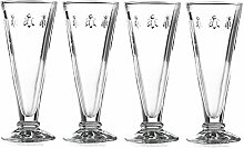 La Rochere 608501 Champagnerflöten, Glas,
