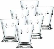 La Rochère - Becher - Glas - Abeille/Biene - 27