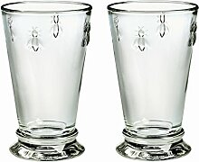 La Rochere Bee Glas Hiball Trinkglas Set von 2,