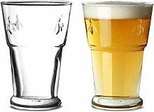 La Rochere Biergläser Chope Abeille 2 Stück