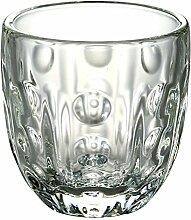 La Rochere Espresso–6.3cm/10CL Tasse Glas
