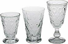 La Rochère Lyonnais Glas, mehrfarbig