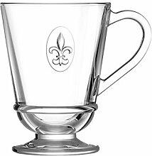 La Rochere - Mug/Glas/Henkelglas - Fleur De LYS -