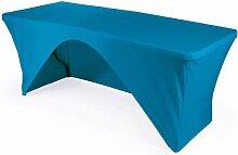 LA Tischdecke mit offener Rückseite, Spandex,