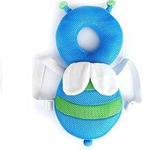 Laat Baby Kopf Schutz Pad Verstellbare Infant
