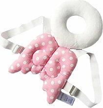 Laat Cute Schutzkissen für Babys, Engelsflügel,