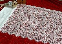 Lace Crafts - 3 m Exquisite Französische